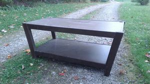 Large Modern Wooden Coffee Table for Sale in Uniontown, PA