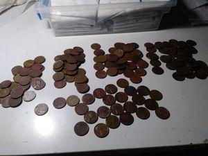 Cientos de centavos antiguos des d e 1900 a 2000 y mas for Sale in Miami, FL