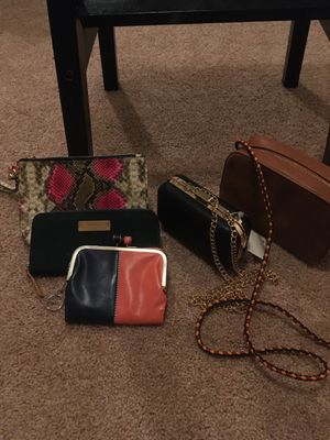 Small purses and wallets for Sale in Hillsboro, OR