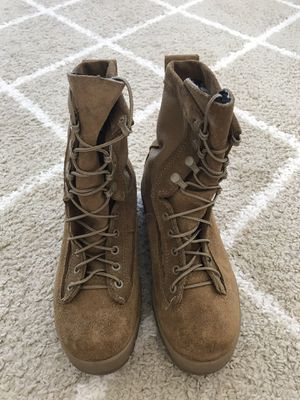 Military boots for Sale in FT LEONARD WD, MO