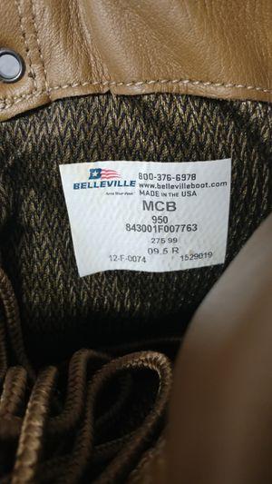 BELLEVILLE BOOTS. MEN'S SIZE 9.5 for Sale in El Paso, TX
