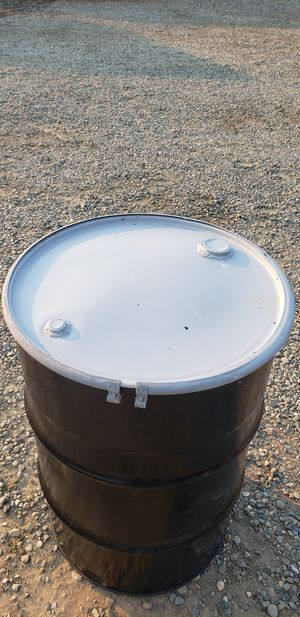 55 Gallon Food Grade Steel Drums for Sale in North Highlands, CA