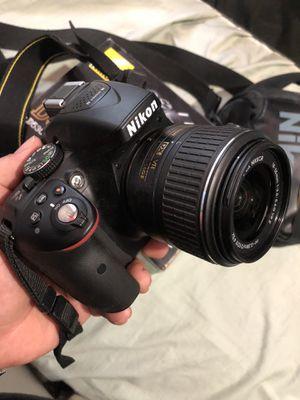 Nikon D5300 for Sale in Modesto, CA