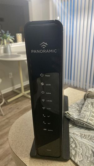 Panoramic modem TG1682 for Sale in Virginia Beach, VA