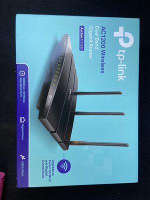 TP Link WiFi Router for Sale in Oakland, CA