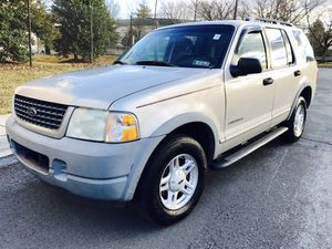 02 Ford Explorer XLS 4WD/ Cheap / fits 6 people - New Tires for Sale in North Bethesda, MD