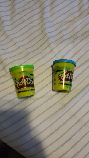 Play doh grean and blue for Sale in Fontana, CA