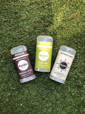 3 PACK HUMBLE All Natural Deodorant 2.5oz for Sale in Topanga, CA