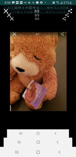 Peoria az New kohls sleepy bear sleep tight stuffed plush please read description for pick up location for Sale in Peoria, AZ