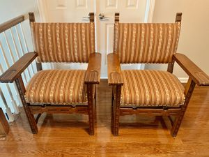 ANTIQUE LOOKING CHAIRS for Sale in Trenton, NJ