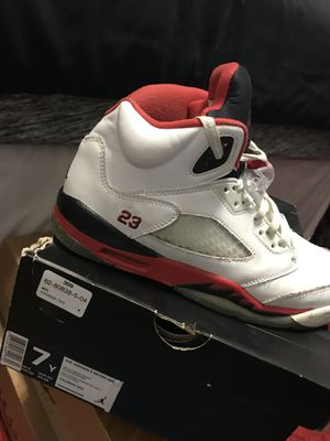 Air Jordan Fire Red 5s for Sale in Durham, NC
