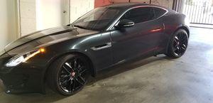 "20"" Jaguar F-Type Original Factory Oem wheels rims black for Sale in Los Angeles, CA"