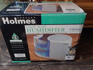 Holmes cool mist Humidifier for Sale in Fontana, CA