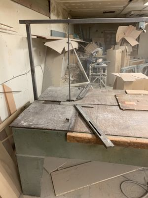 """Rodgers 16"""" table sliding saw for Sale in Los Angeles, CA"""