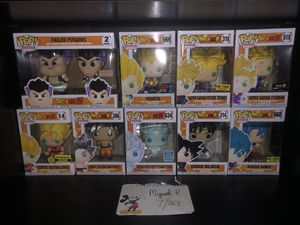 Dragonball Z pops Set for Sale in Kissimmee, FL