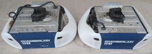 Chamberlain 1/2 hp garage door motors for Sale in Dallas, TX