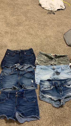 jean shorts for Sale in Lafayette, LA