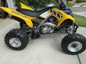 Yamaha Raptor 700R special anniversary edition for Sale in Woodstock, GA