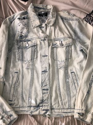 PacSun Jean jacket for Sale in Toms River, NJ
