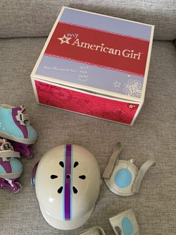 American Girl Doll Skates & Gear Set for Sale in Hayward,  CA