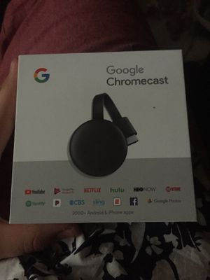 CHROMECAST NEED GONE for Sale in Waldorf, MD