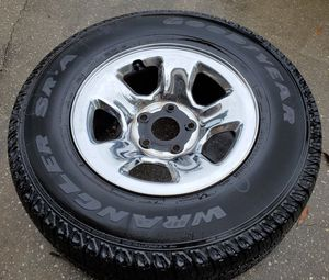 Full size spare tire 2004 Ram for Sale in Fort Walton Beach, FL