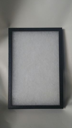 Glass Topped Display Case 8 x 12 x 3/4 for Collectibles Jewelry Arrowheads & More for Sale in Norcross, GA