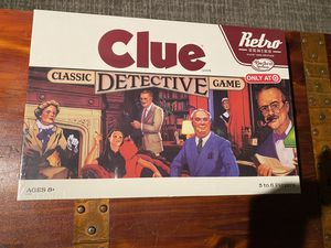 Brand new Clue board game for Sale in Portland, OR