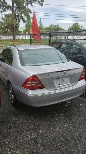 2001 Mercedes C240 for Sale in Saint Petersburg, FL