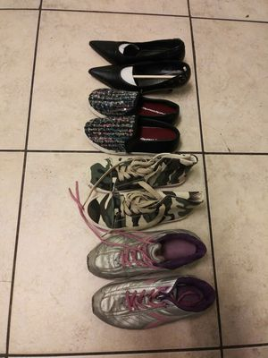 4 pairs of Shoes size 7 for Sale in Maitland, FL