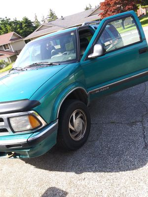 Chevy blazer s10 for Sale in Federal Way, WA