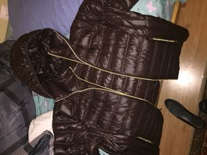Michael Kors bubble jacket for Sale in Montgomery Village, MD