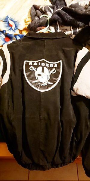 Raiders Jacket for Sale in Merced, CA