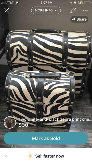 Zebra containers for Sale in Pittsburgh, PA