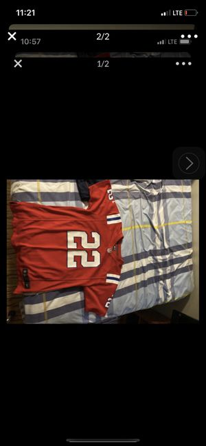 patriots jersey for Sale in Springfield, MA