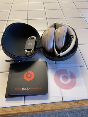 Brand New Beats Studio 3 Wireless Headphones for Sale in Camano, WA