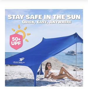 Pop Up Beach Tent Sun Shelter for Sale in Los Angeles, CA