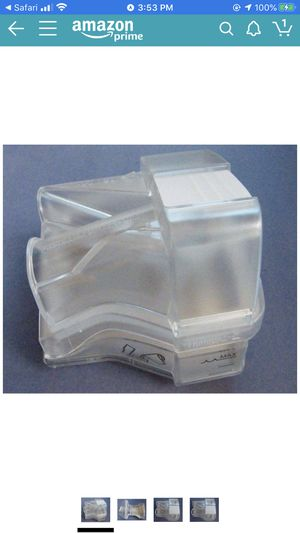 Resmed water chamber for CPAP machine for Sale in Pompano Beach, FL
