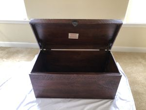 Real Wooden Chest for Sale in Fort Washington, MD