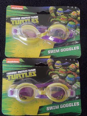 2 New Swimming Goggles for Sale in El Cajon, CA