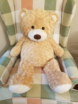 Plush Teddy Bear for Sale in Marlborough, MA