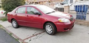 07 Toyota corolla ce for Sale in Ontario, CA