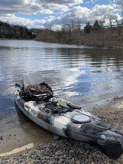 Jackson Cuda Fishing Kayak 12ft for Sale in Edmond,  OK