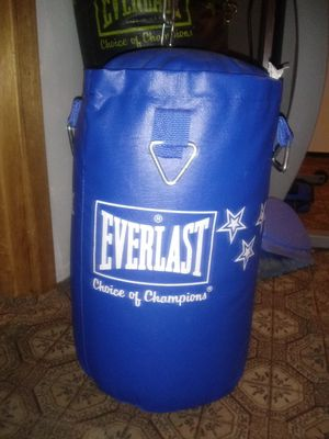 Everlast punching bag. for Sale in Florissant, MO