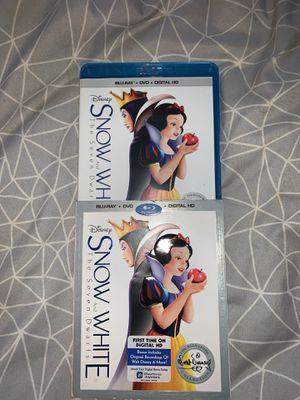 Snow White Blu-Ray dvd for Sale in Covina, CA