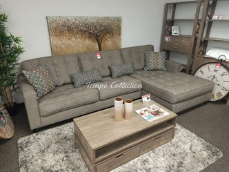 New Sectional Sofa, Auburn, SKU# ASH25003RAFTC for Sale in Santa Fe Springs,  CA