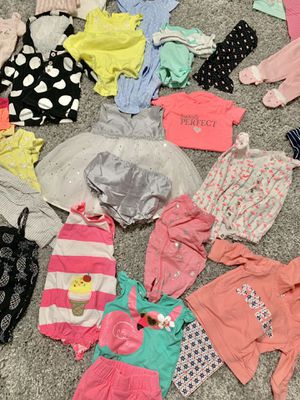 Baby girl 3 month clothing lot for Sale in Lincoln, CA