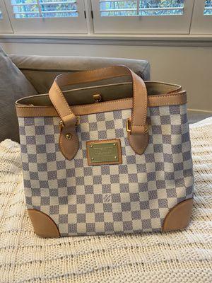 Louis Vuitton Hampstead Pm Damier Azur Shoulder Bag for Sale in Pasadena, CA