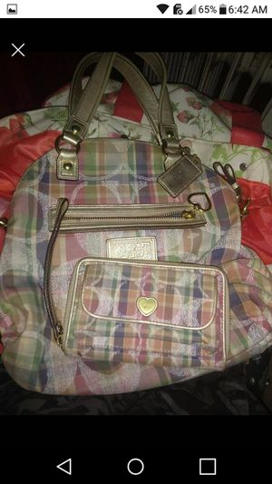 Coach Purse & Matching Wallet for Sale in Easton, PA
