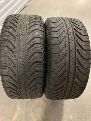 245 45 17 Michelin pilot sport a/s 2 tires for Sale in Manassas, VA
